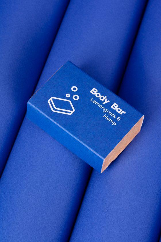 nopla Blue Body Bar