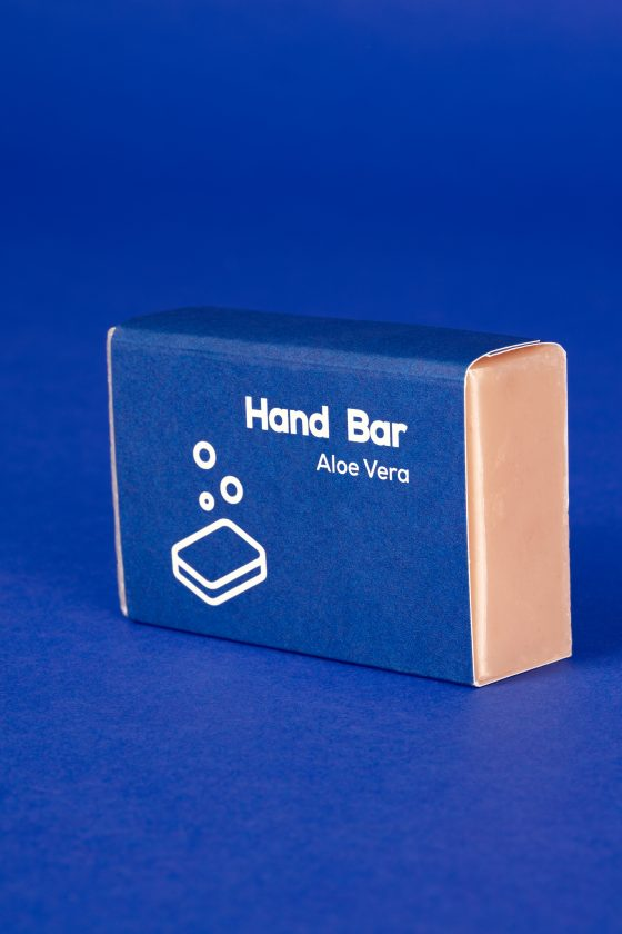 nopla Blue Hand Bar