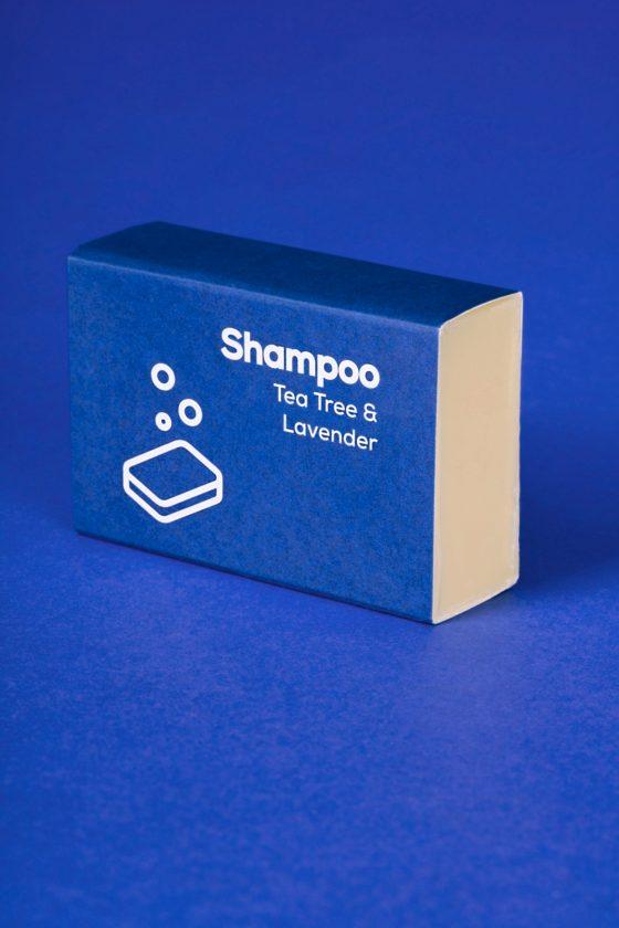 nopla Blue Shampoo Bar